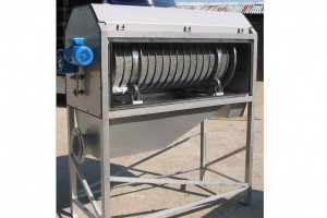 WPL  - Inlet  Industrial Drum Screen