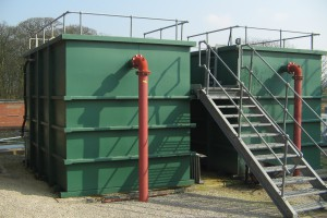 WPL - Biological Wastewater Treatment Units - Submerged Aerated Filters (SAF)