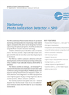 Model SPID2 - Stationary Photoionization Detector - Brochure