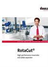 RotaCut - Inline Macerator and Solids Separator - Brochure