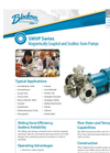 SMVP Series - Magnetically Coupled and Sealless Vane Pumps - Brochure