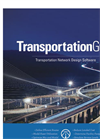 TransportationGuru - Transportation Network Design and Routing Software Brochure