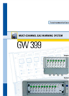 GW 399 - Multi-Channel Gas Warning System Brochure
