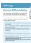 Extended Oil Storage System (EOS) Brochure