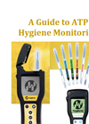 Guide to ATP Hygiene Monitoring Brochure