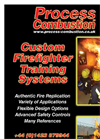 Process Combustion - Custom Designed Firefighting Training Systems - Brochure
