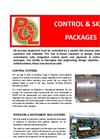 PCL - Control & Skid Packages - Brochure