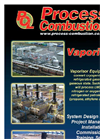Process Combustion - Vaporisers - Brochure