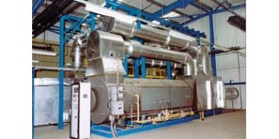 Process Combustion - Recuperative Thermal Oxidizers