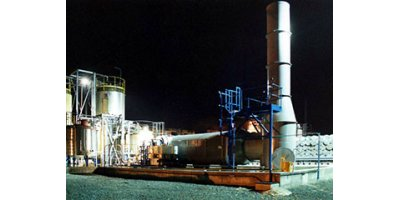 Process Combustion - Direct Fired Thermal Oxidizers