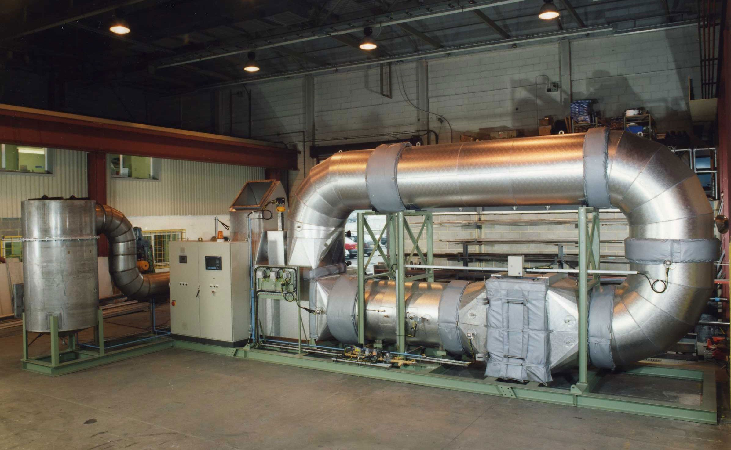 Process Combustion - Catalytic Thermal Oxidizers