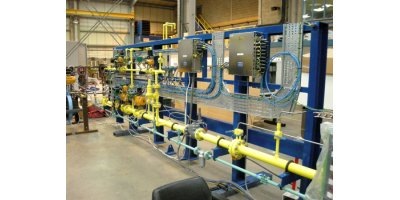 Process Combustion - Pipework Skid Systems