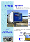 SludgeTracker - Sludge Level with optional AutoClean Brochure