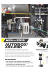 AutoBox - Model ProDrive 100 - Hose Feed Device- Brochure