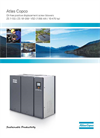 Atlas Copco - Oil-Free Positive Displacement Screw Blowers Datasheet