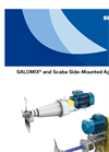 SALOMIX and Scaba Side-Mounted Agitators Datasheet