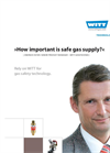 Gas Safety Technology - How Important is Safe Gas Supply?