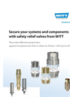 Safety Relief Valves Brochure