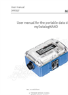 myDatalogNANO Portable Data Dogger - User manual