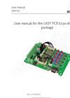 EASY PCB E230 Developer Package - User Manual