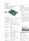 rapidM2M Developer Paket M120 Fact Sheet
