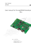 rapidM2M Developer Package M11 - User Manual