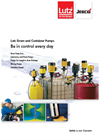 Leaflet Lutz Drum and Container Pumps Brochure