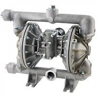 Model DMP 1 1/2 - Double Diaphragm Pump Metallic