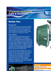 Vortex - Rotary Atomiser Fan System - Brochure