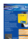 Jetstream - Model 200 - Compact Compressed-Air Misting System - Datasheet
