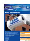 Vortex - Wall Mounted, Ceiling Mounted Powerful Atomiser System - Brochure