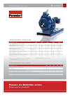 Model P Classic - Hose Pumps - Dry Running System Brochure