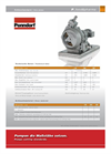 Model P - Food & Pharma Hose Pumps - Dry Running System Brochure