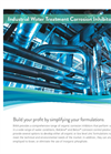 Industrial Water Treatment Corrosion Industry Solutions Brochure