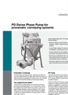 PD Pump for Fine Powders Brochure