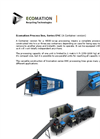 Ecomation Process Line, Series EMC (A Container version) Brochure