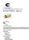 Fast Pack 5 Gallons Aggressive Spill Kit Brochure