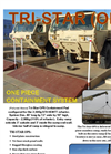 Tri-Star MAX - Model 7′ x 13′ x 9″ - Spill Containment System Brochure
