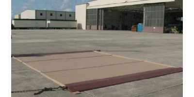 Tri-Star - Helicopter Engine Wash Pad