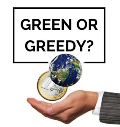Green or Greedy? Corporations' Role in Global Sustainable Development