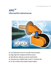 XPO Ultra Low Nox Indirect Burner Brochure