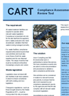 CART - Compliance Assessment Review Tool Service – Brochure