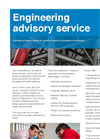 Engineering Advisory Service - Brochure