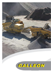 Galleon - Mobile Cone Crushers - Brochure