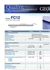 Model FC12 - High Performance Drainage Composite Brochure