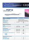 Model FCF12 - High Performance Drainage Composite- Brochure