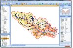 Version PCSWMM 2012  - Stormwater Management, Wastewater and Watershed Modeling Software