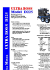 Ultra Boss D225 Brochure