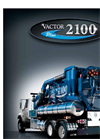 Vactor - Model 2100 Plus Series - Combination Sewer Cleaner  Brochure