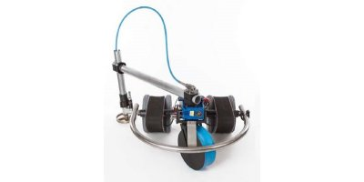 PTC - Model VTDR - High & Ultra High Pressure Water Blasting Robots